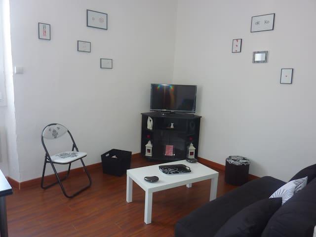 appartement au calme à 5 min du centre ville - Perpignan - Byt