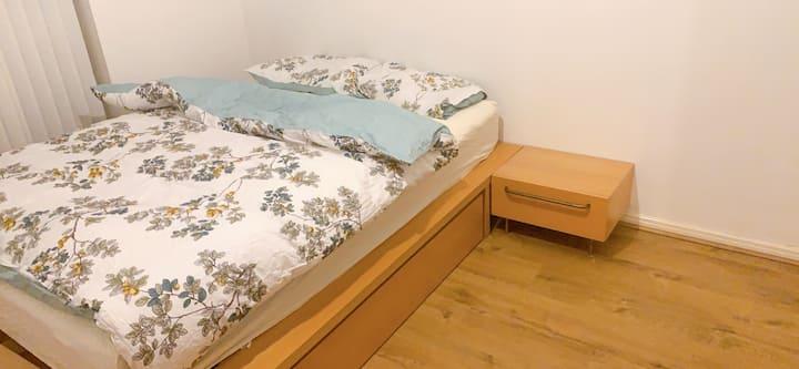luxury en-suite room near central Cambridge