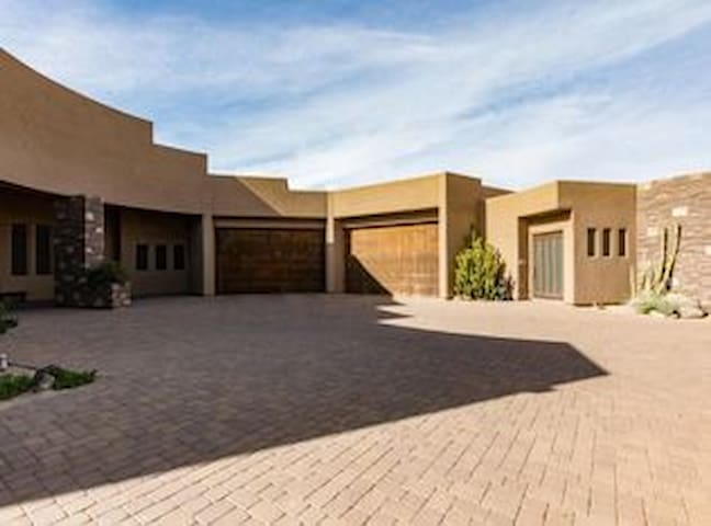 North Scottsdale private guesthouse