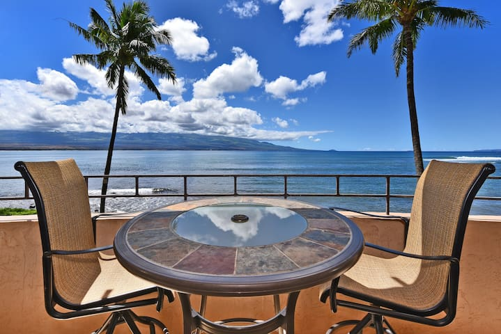 Tranquil Direct Oceanfront Getaway Home-IS 210