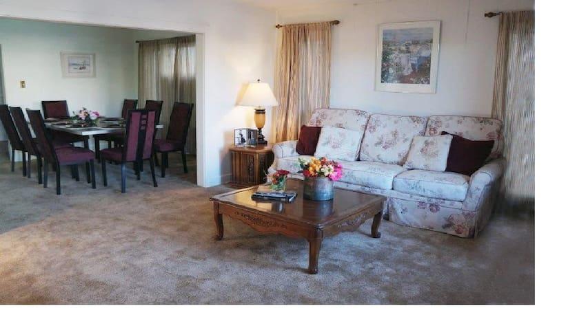 Cozy 2 Bedroom Apartment - Los Angeles - Leilighet