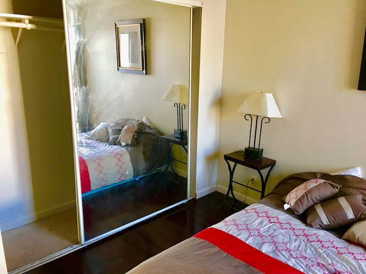 WOW! SF LOVELY RM,NR ALL,DOWNTOWN,SO SF,EASTSO BAY