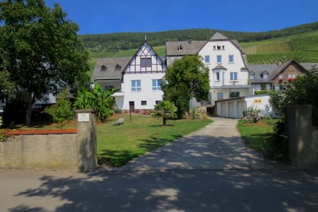 Apartment  MOSELGARTEN  Im Weingut 2 mit Balkon - Piesport - Wohnung