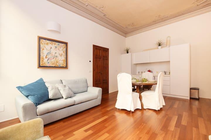 Prestigious Apartment in Piazza della Signoria - Florencia - Apartamento