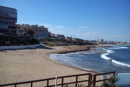 Таун-хаус на первой линии моря до пляжа 50 метров - Torrevieja