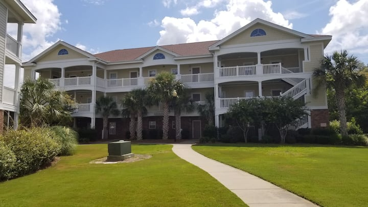 N. Myrtle Beach/Barefoot Resort Condo with a View