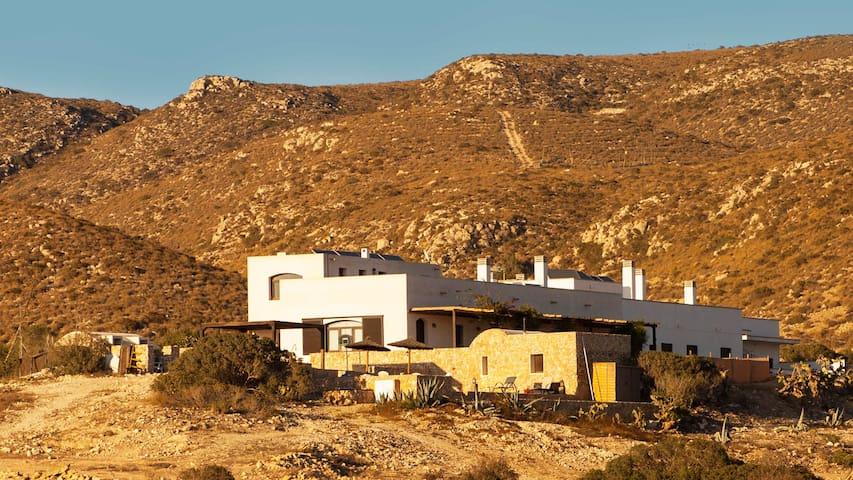 Cottage Cabo de Gata 15 min beaches - Fernán Pérez - Casa