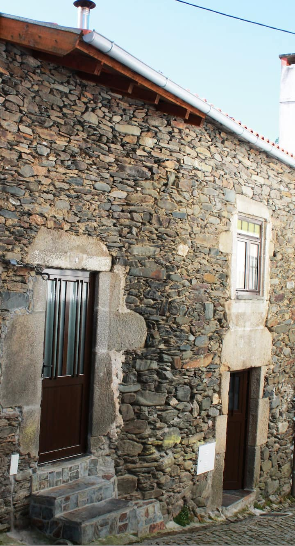Casa da Ti Maria na Serra da Estrela