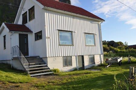 Eggum, Lofoten - Vestvågøy - Casa