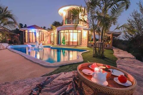 Buena Vista Pool Villa Hua Hin บ้านพักหัวหิน IKhao