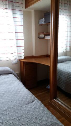 Habitación individual 2