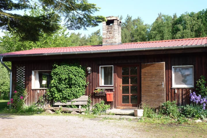 """Idyllisches  Ferienhaus """"Zur Alten Försterei"""" - Bienenbüttel - Μπανγκαλόου"""