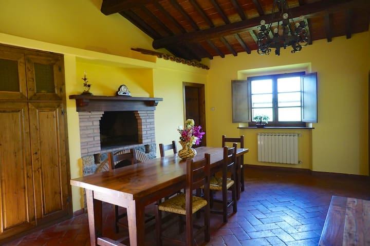 Charming Casale in Olive Grove - Parrano - 獨棟