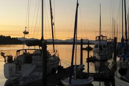 S/V Namaste: Spacious 42 Foot Three Cabin Sailboat