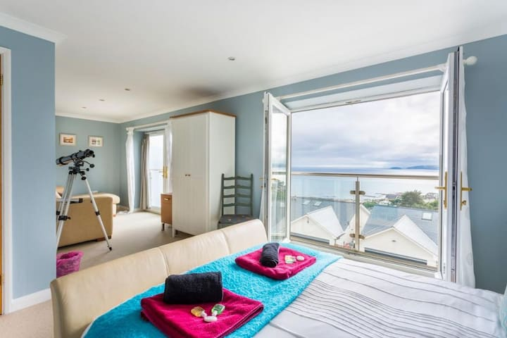Looe Island View
