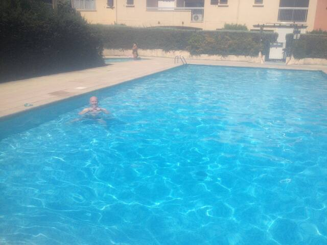 Studio 4 pers. Golfe de St Tropez - Cogolin - Selveierleilighet