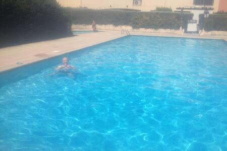 Studio 4 pers. Golfe de St Tropez - Cogolin - Condomínio