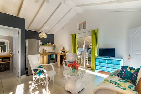 CASA LUNA guest house 200 mt from the beach - Cabarete