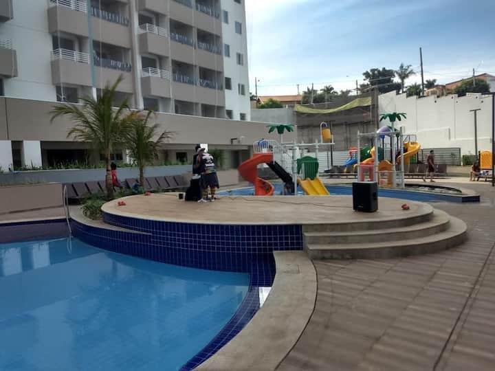 Olímpia Parque Resort parque Thermas dos Laranjais