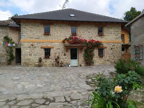 relax in nature on the Apennines