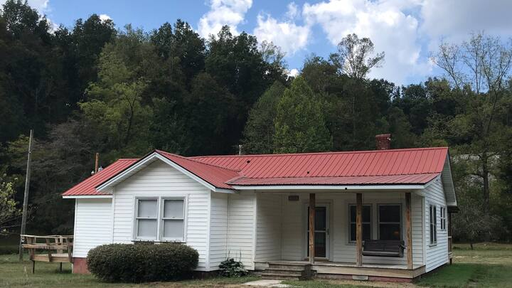 Creekside Cottage Huntsville TN Brimstone Access