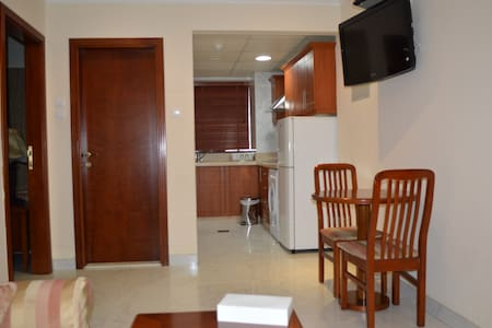 Clean, neat and cozy apartment in Sharjah - Sharjah - Lejlighed
