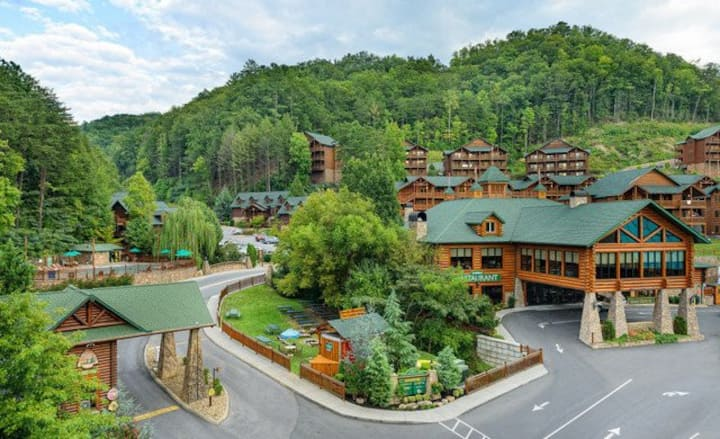 8/16-23/2019 - Westgate Smoky Mountain Rental