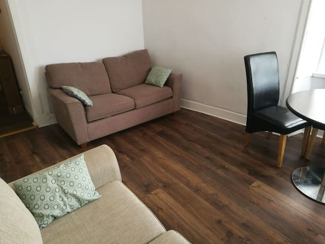 Hampden Glasgow 2bed Apartment WIFI
