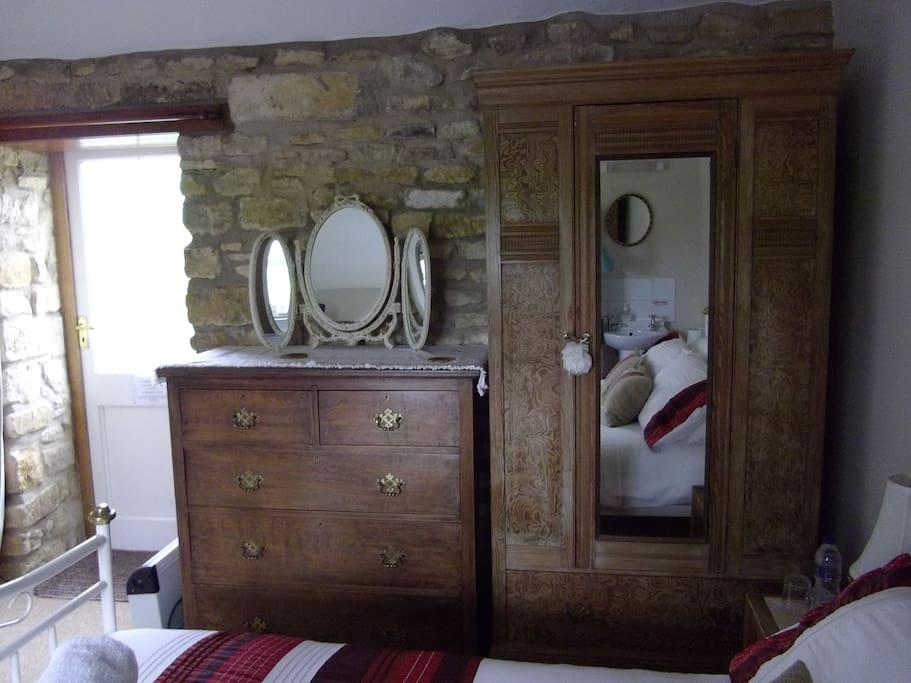 Characterful rooms