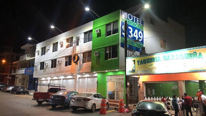 Hotel 3 Islas habitacion 307