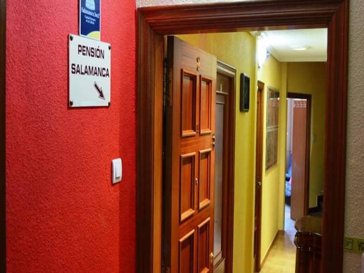 Pensión Salamanca-Habitación 4