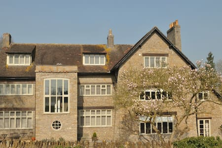 Old Parsonage House near Bath and Longleat - Beckington - Bed & Breakfast