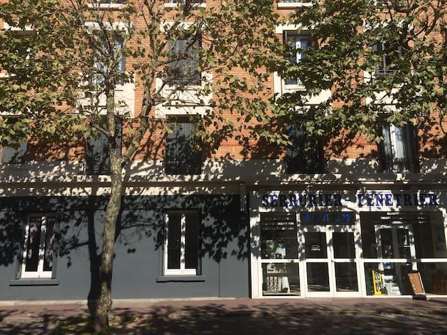Appartement pratique à 20mn  Paris - Le Perreux-sur-Marne - Apartment