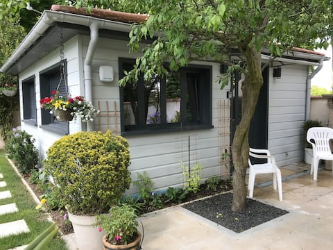Maison du parc Joli studio independent