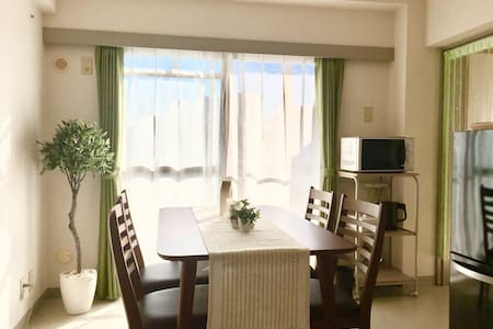 3min!!Takasaki station★Convenient and cozy rooms!! - 高崎市