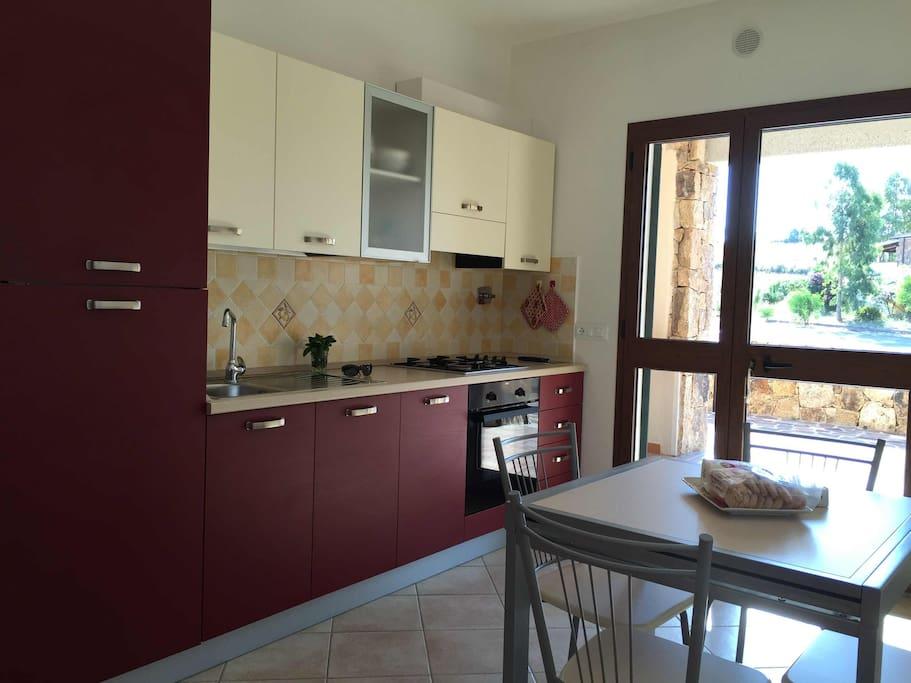 Residence conzola sardegna calaliberotto orosei for Appartamenti orosei