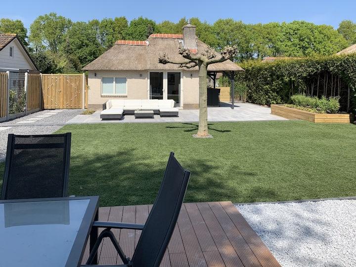 Liv Residence. Super-de-luxe woning & Finse sauna