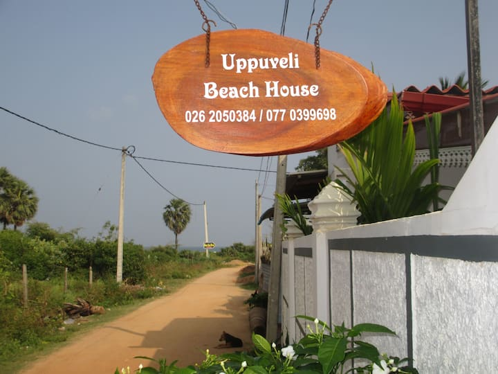 UPPVELI BEACH HOUSE