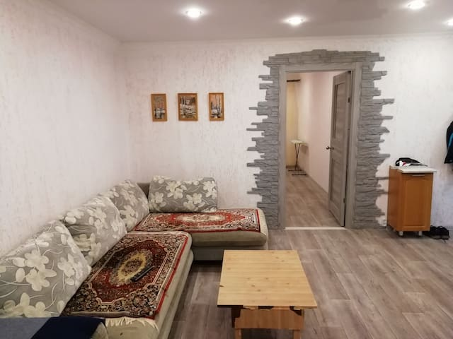 Уютная квартира 2 комнатная