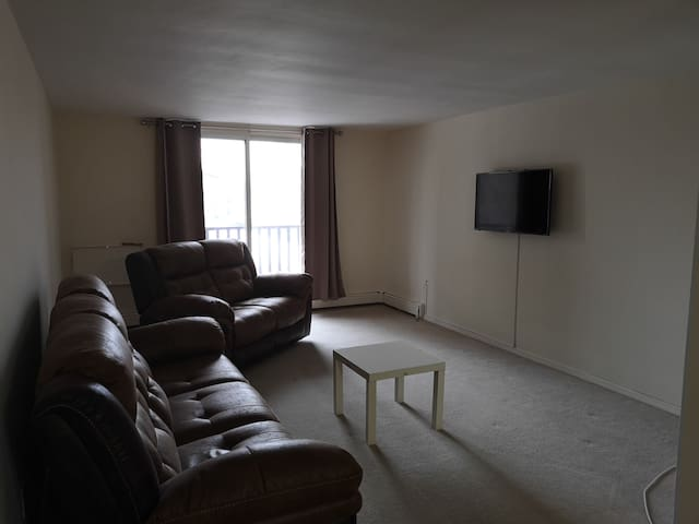 The apartment near Fanshawe and London Airport