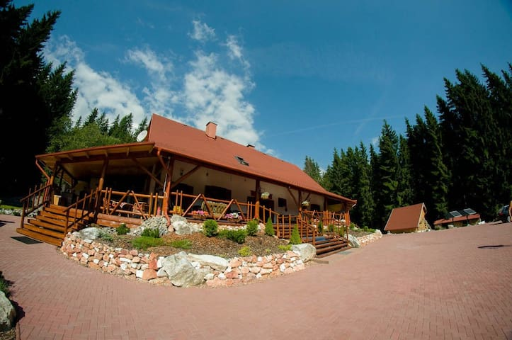 BUCIN CHALET -  located in a picturesque area