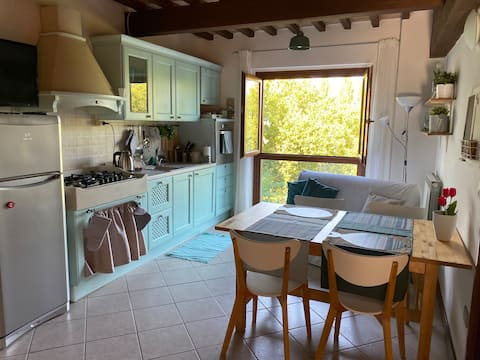 Lovely 3 bedroom flat in Perugia