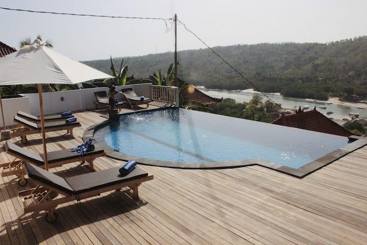 Lanussa Hill Villa, Nusa Lembongan