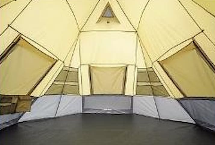 Calle Teepee Tent