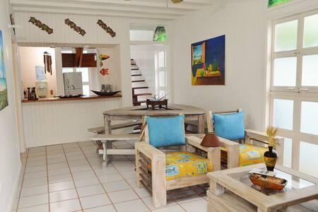 Posada Buganvilla - Habitacion Doble Rose Cay - San Andres
