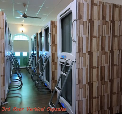 Stay With Me Capsules Hostel
