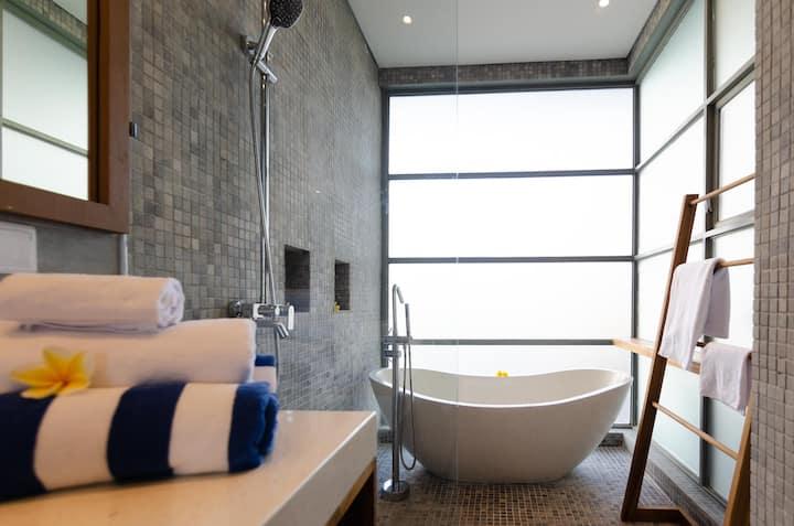 Iris room at Semat 28 apartments Canggu