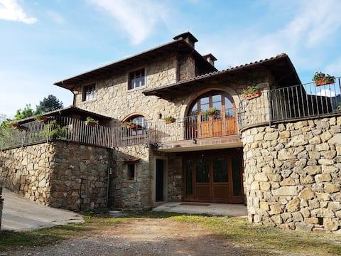 The inn of the Reggia