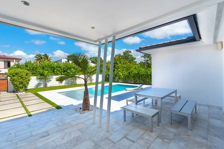 Venitian Island # house Miami Beach - マイアミビーチ