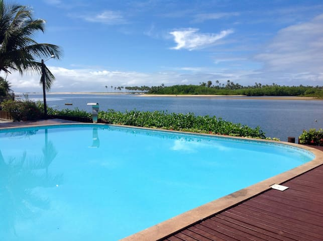 Stunning BEACH Apartment BAHIA BRASIL !